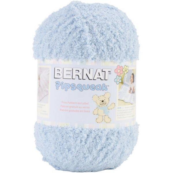 Bernat Pipsqueak Big Ball Yarn - Baby Blue