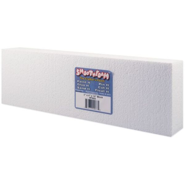 Smooth Foam Block