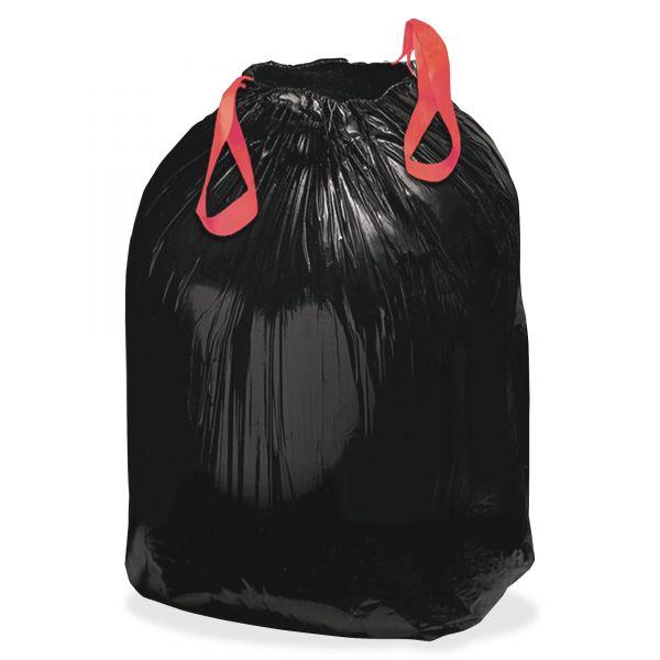 Draw'n Tie Drawstring 30 Gallon Trash Bags