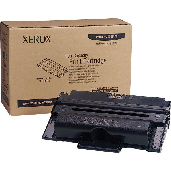 Xerox 108R00795 Black High Yield Toner Cartridge