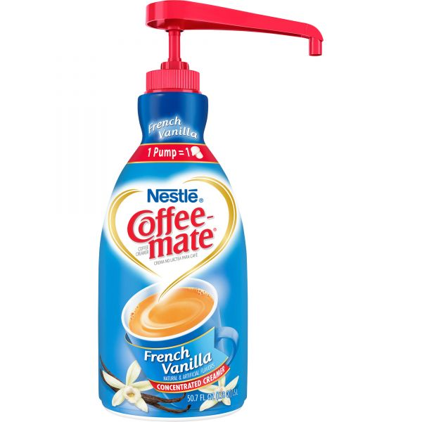 Coffee-Mate French Vanilla Coffee Creamer