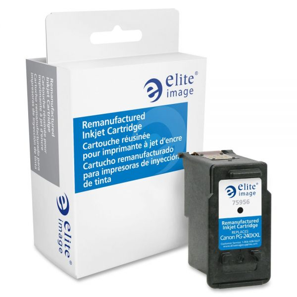 Elite Image Remanufactured Canon PG240XXL Ink Cartridge