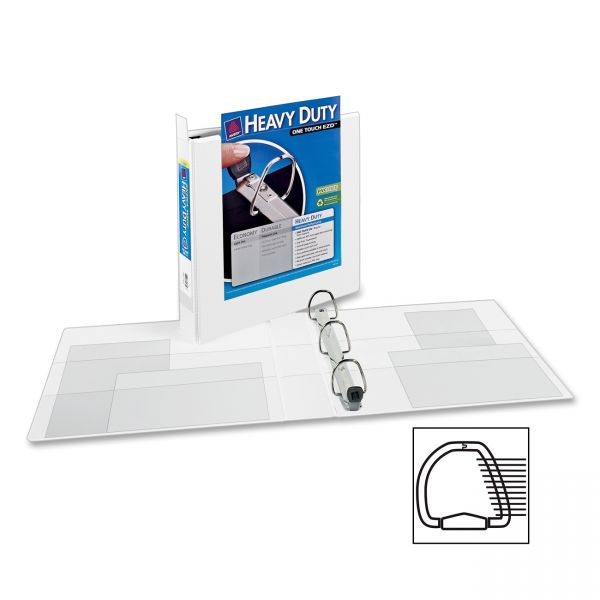 "Avery Extra Wide Reference 1 1/2"" 3-Ring View Binder"
