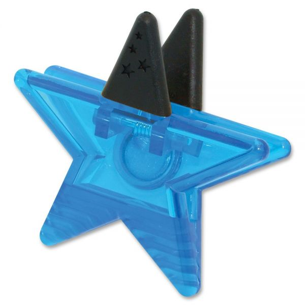 Ashley Star Magnet Clip