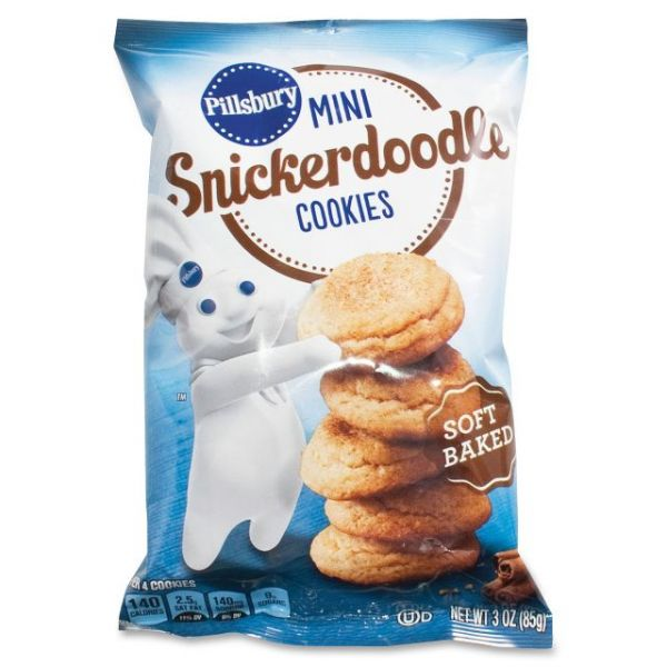 Pillsbury Mini Snickerdoodle Cookies