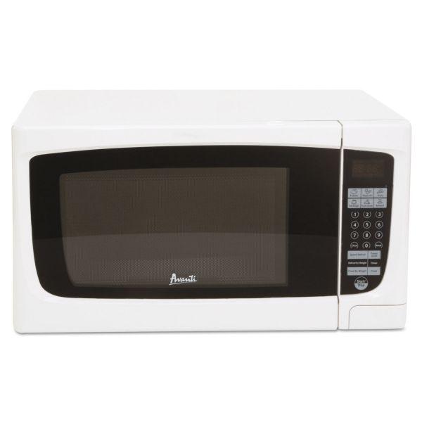 Avanti 1.4 Cubic Foot Capacity Microwave Oven, 1000 Watts