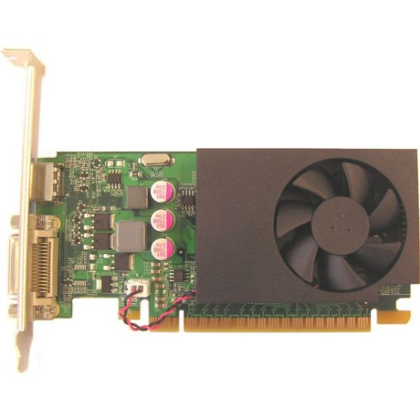 Jaton GeForce GT 730 Graphic Card - 2 GB DDR3 SDRAM - PCI Express x16 - Low-profile