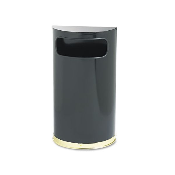 Rubbermaid Commercial Designer Fire-Safe 9 Gallon Trash Can