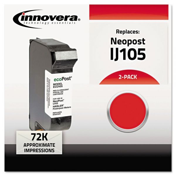 Innovera Remanufactured Neopost IJ105 Ink Cartridge