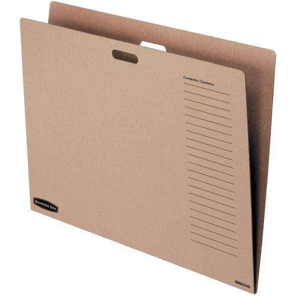 Bankers Box Chart Storage Divider Folders