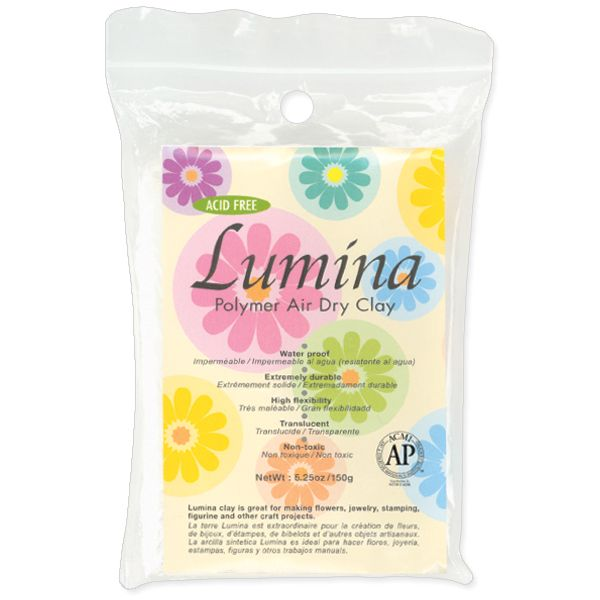 Lumina Polymer Air-Dry Clay 5.29oz