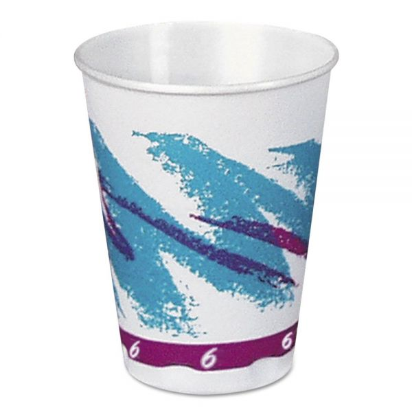 SOLO Cup Company Dual Temperature 6 oz Foam Cups