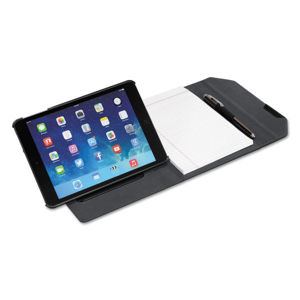 Fellowes MobilePro Series Deluxe Folio for iPad mini/iPad mini 2/3, Black