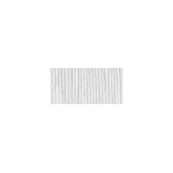 Bernat Super Value Yarn - White