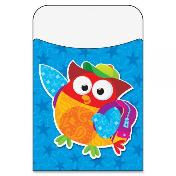 Trend Owl-Stars! Terrific Pockets