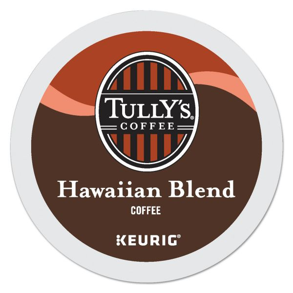 Tully's Coffee Hawaiian Blend Coffee K-Cups