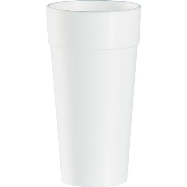 Dart Conex 24 oz Foam Coffee Cups