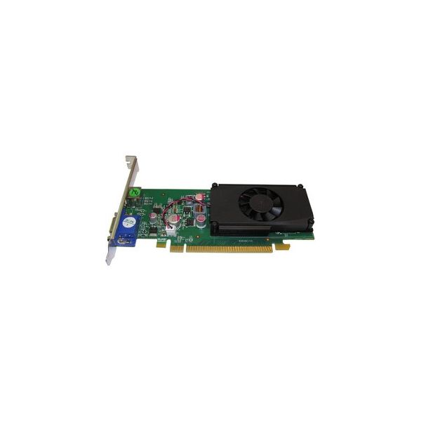 Jaton GeForce 8400 GS Graphic Card - 512 MB DDR2 SDRAM - PCI Express 2.0 x16 - Low-profile