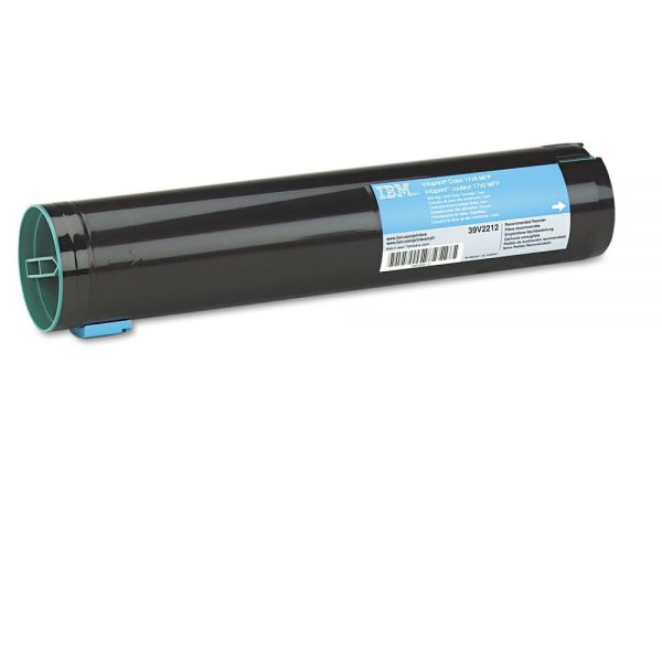 InfoPrint Solutions 39V2212 Cyan Toner Cartridge