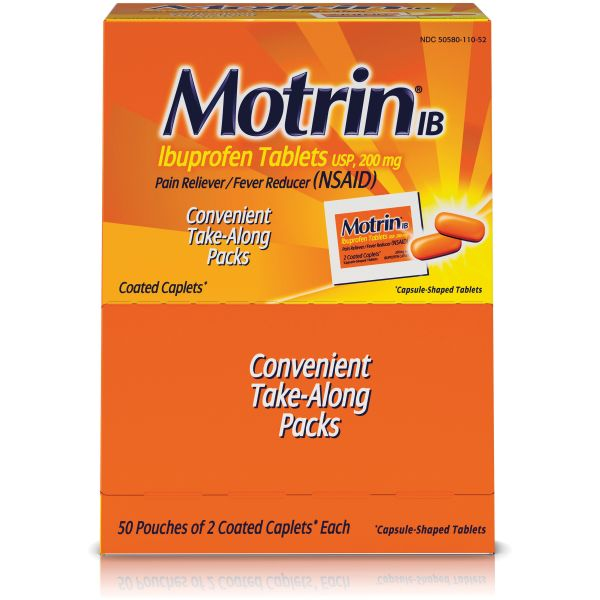 Johnson&Johnson Motrin IB Pain Reliever
