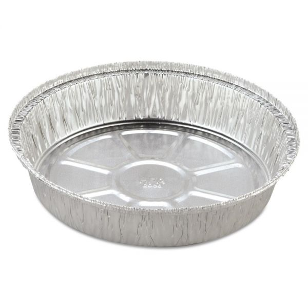 Handi-Foil Round Aluminum Takeout Containers