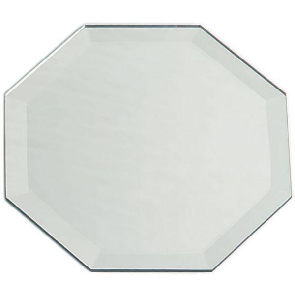 Octagon Glass Mirror W/Bevel Edge Bulk