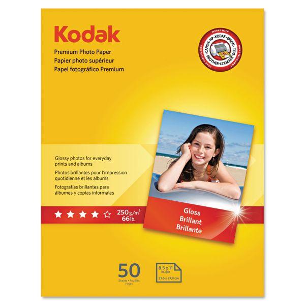Kodak Premium Glossy Photo Paper