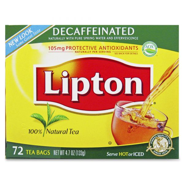 Lipton 100% Natural Tea