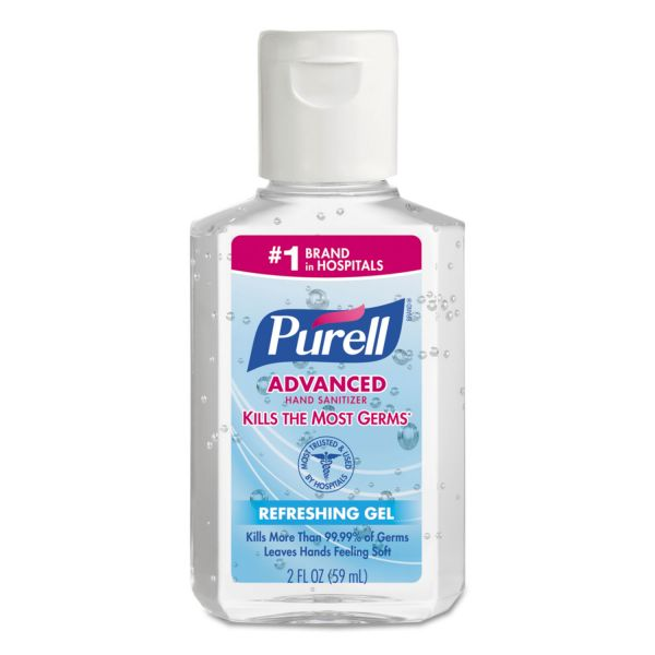 Purell Travel Size Advanced Instant Hand Sanitizers