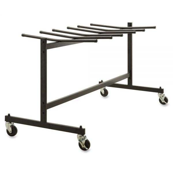 Lorell Folding Chair Trolley