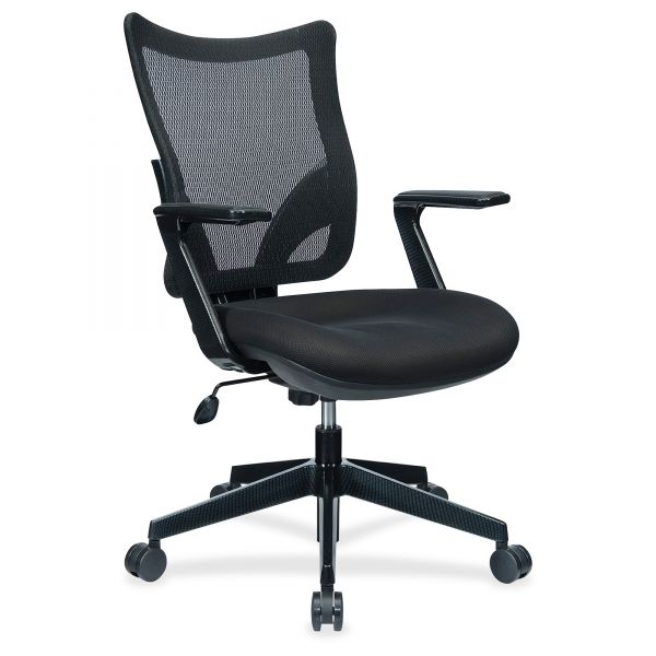 Lorell S-8 Task Mesh Back Task Chair