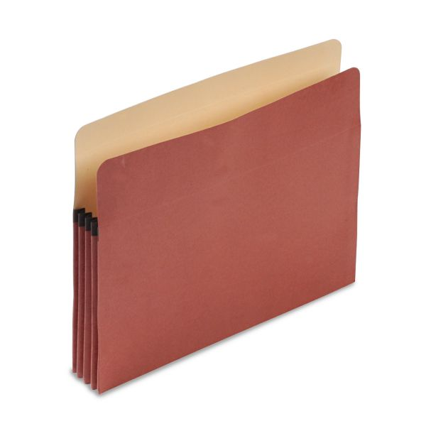 Pendaflex Earthwise Recycled Redrope Expanding File Pocket