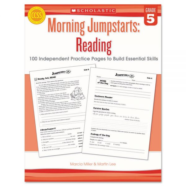 Scholastic Morning Jumpstarts: Reading Series Book
