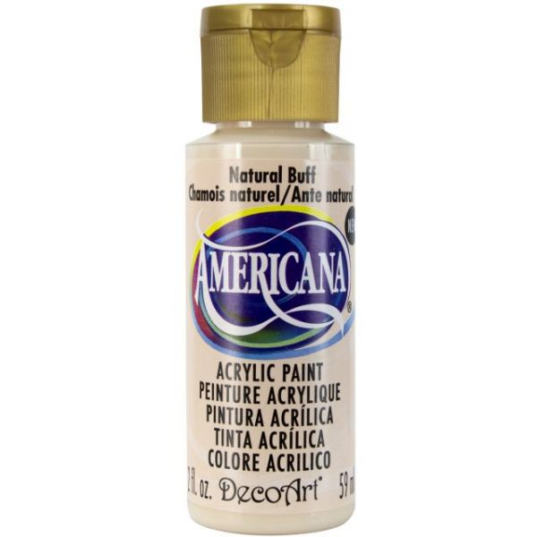 Deco Art Natural Buff Americana Acrylic Paint