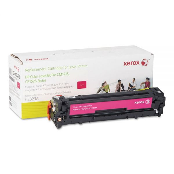 Xerox Remanufactured HP CE323A Magenta Toner Cartridge