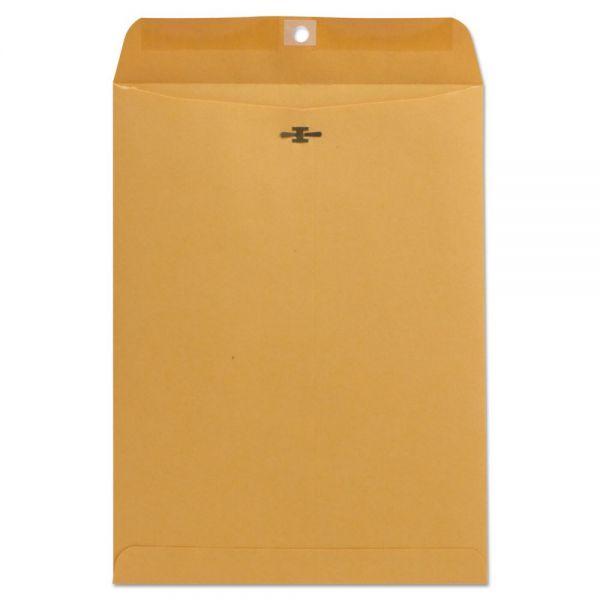 "Universal Gummed 9"" x 12"" Clasp Envelopes"