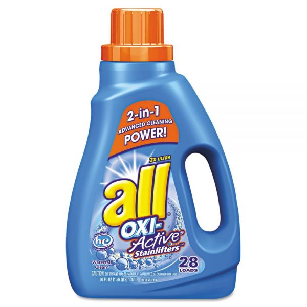 All Oxi-Active Stainlifter Laundry Detergent