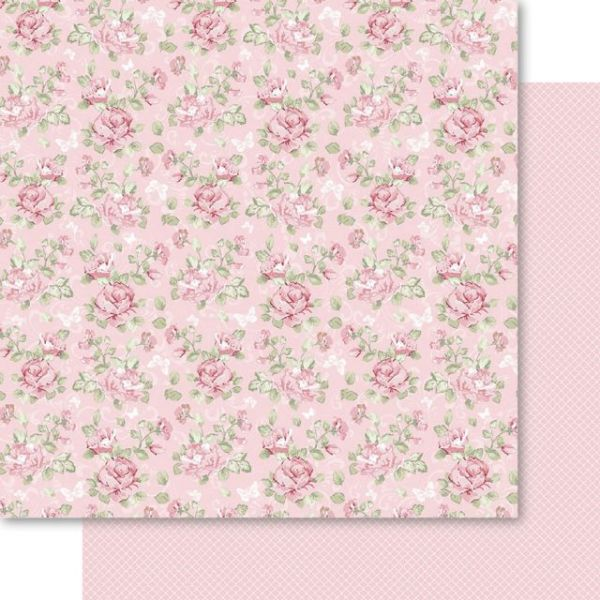 Bella! My Romance Double-Sided Cardstock
