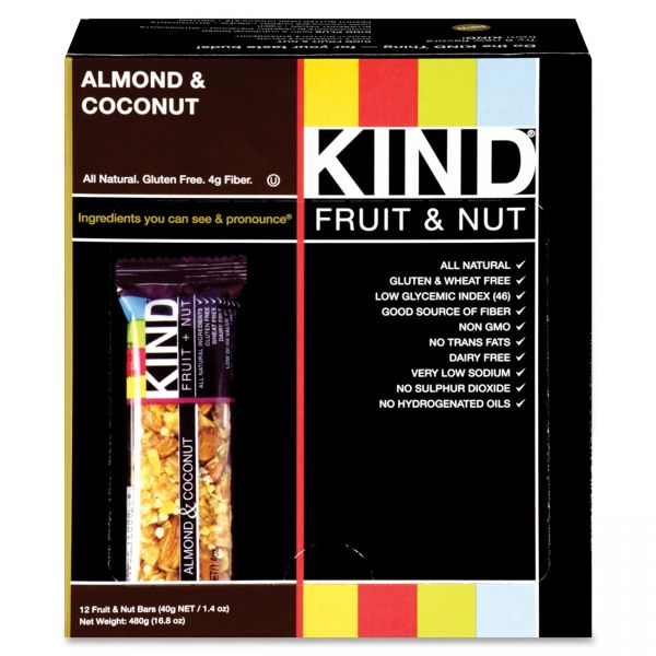 KIND Fruit and Nut Bar