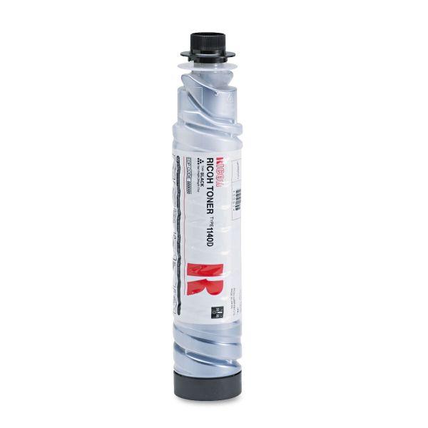 Ricoh Type 1140D Black Toner Bottle