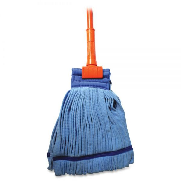Genuine Joe Microfiber Tube Wet Mop Complete