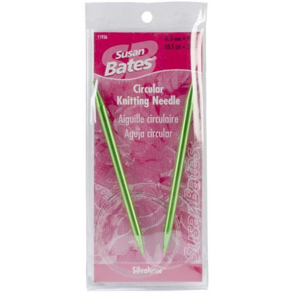 """Silvalume Circular Knitting Needles 36"""""""