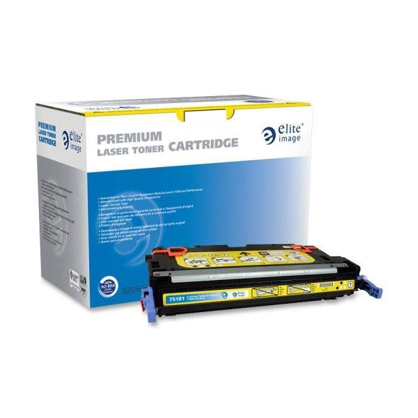 Elite Image Remanufactured HP 502A (Q6472A) Toner Cartridge