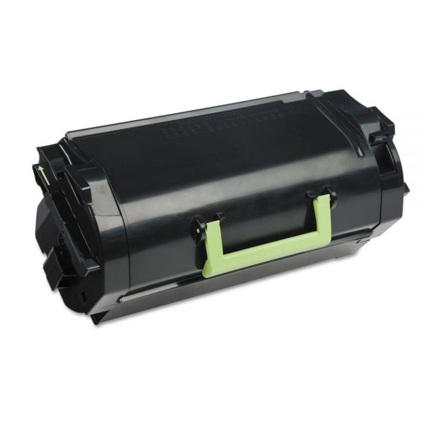 Lexmark 62D1H00 Black High Yield Return Program Toner Cartridge