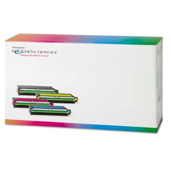 Media Sciences Remanufactured Dell 310-8093 Black Toner Cartridge