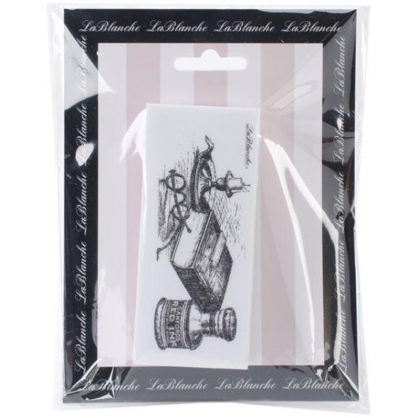 "LaBlanche Silicone Stamp 4""X2"""