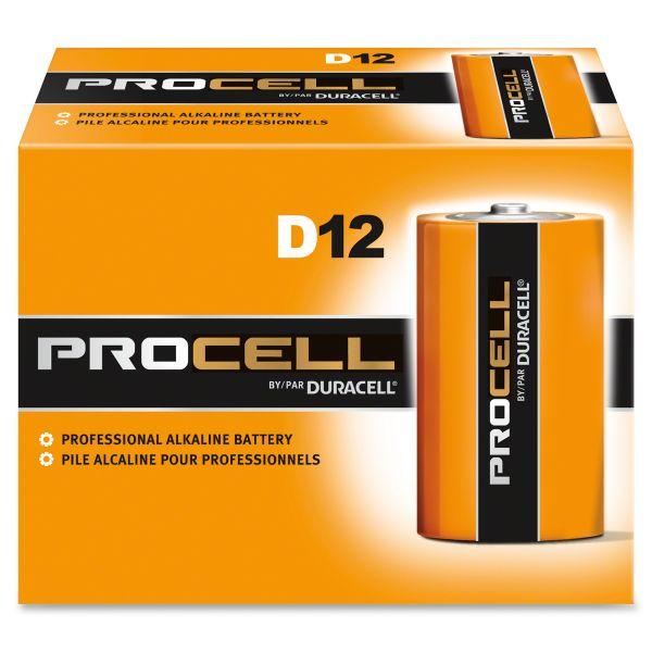 Duracell Procell D Batteries