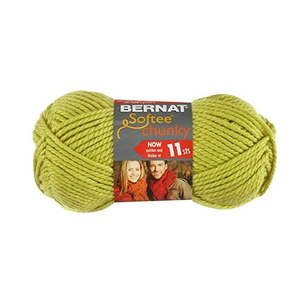 Bernat Softee Chunky Yarn - Grass