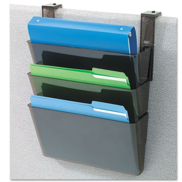 Deflecto DocuPocket Hanging Wall File Pockets