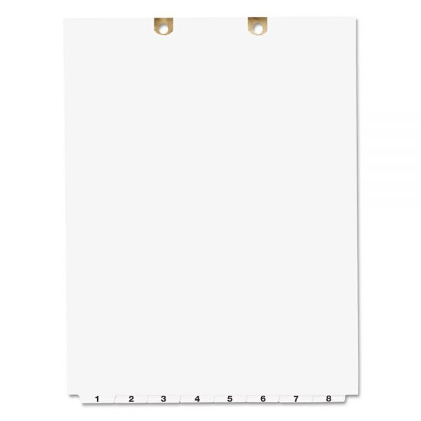 Avery Preprinted Classification Folder Numbered Tab Dividers